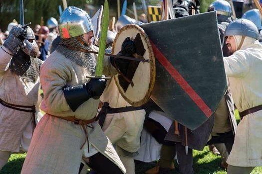 Escena de la Batalla