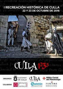 Cartel Culla 1233