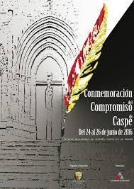 Cartel del Compromiso de Caspe