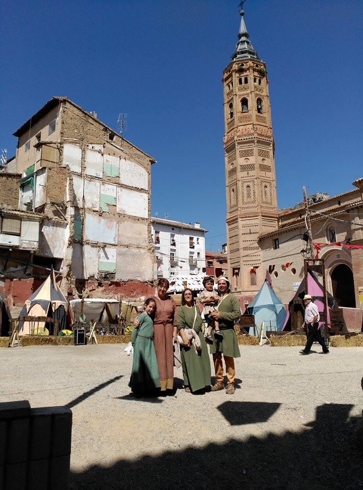 Parte de los Almogávares de Zaragoza en las Alfonsadas de Calatayud