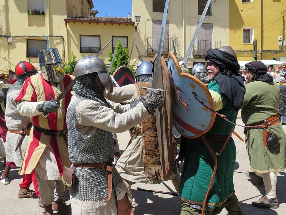 Batalla de las Alfonsadas de Calatayud