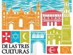 Cartel del Mercado de las 3 culturas de Zaragoza