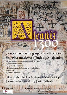 Cartel de Alcañiz año 1300