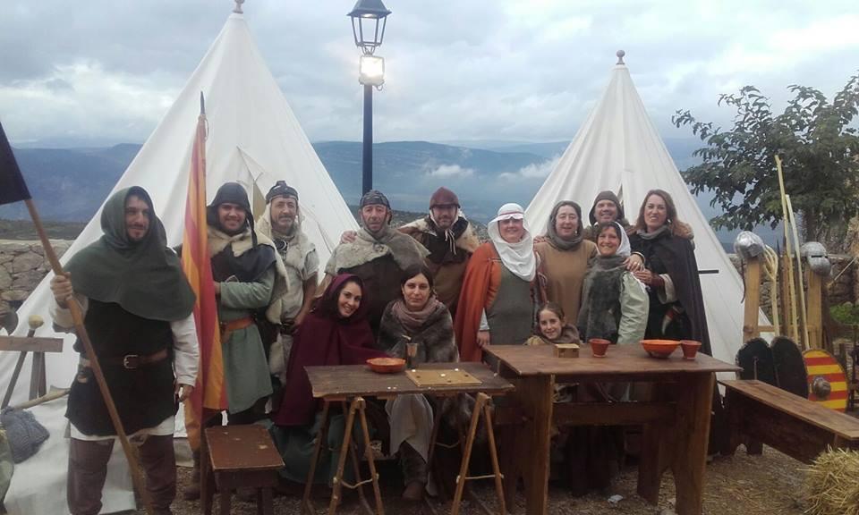 Campamento Almogávar en Culla