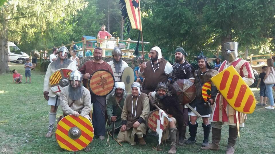 Mercenarios Almogávares