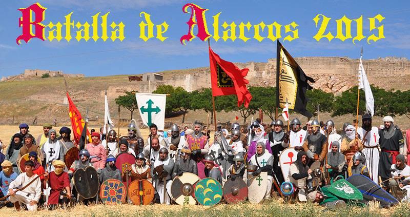 Cartel Batalla de Alarcos