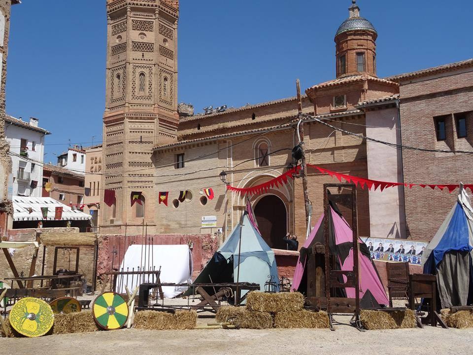 Campamento medieval de Calatayud