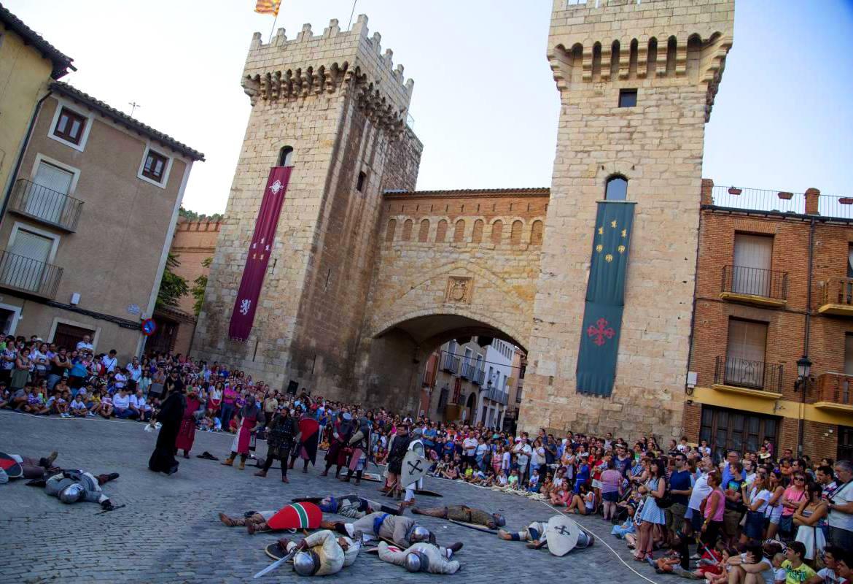 Batalla medieval de daroca